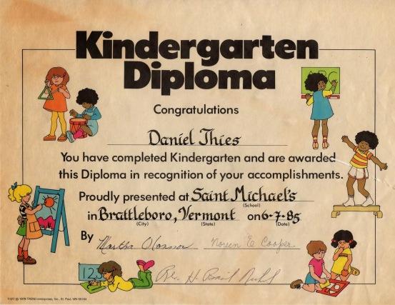 K Diploma